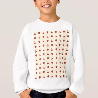 Het Patroon van kersen & van Aardbeien Trui
