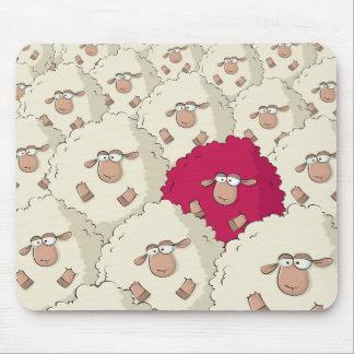 Het Patroon van Sheeps Muismat