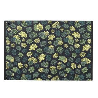 Het Patroon van Succulents iPad Air Hoesje