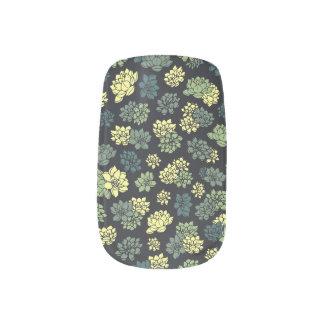 Het Patroon van Succulents Minx Nail Folie