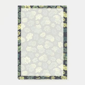 Het Patroon van Succulents Post-it® Notes