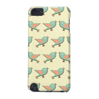 Het patroon van vogels iPod touch 5G hoesje