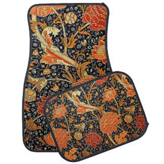 Het patroon van William Morris, Cray Auto Vloermat