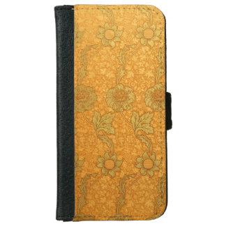 Het Patroon van William Morris Kennet iPhone 6 Portemonneehoesje