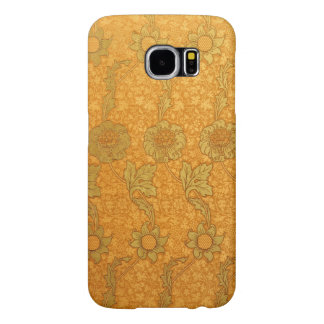 Het Patroon van William Morris Kennet Samsung Galaxy S6 Hoesje