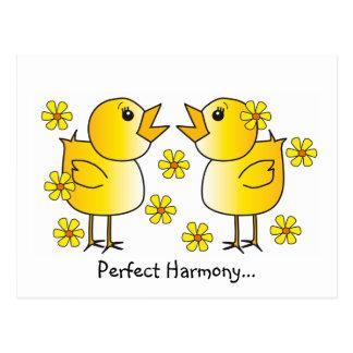 Het perfecte Briefkaart van de Harmonie