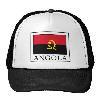 Het pet van Angola