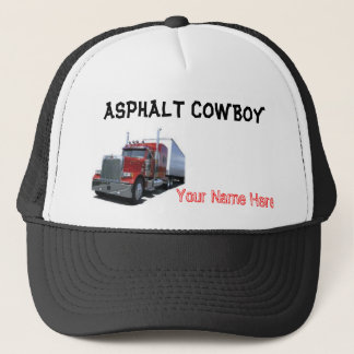Het Pet van de Cowboy van het asfalt