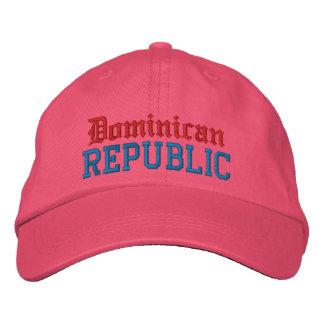 Het Pet van de Dominicaanse, Douane van de