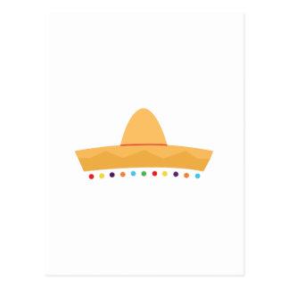 Het Pet van de fiesta Briefkaart