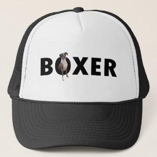 Het Pet van de Hond van de bokser - het Pet van de