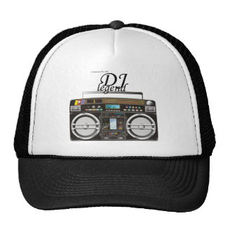 Het Pet van de Legende van DJ