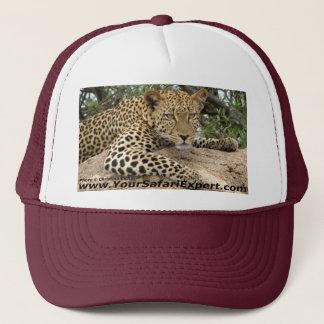 Het Pet van de luipaard