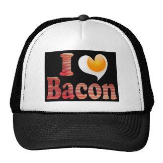 Het Pet van de Minnaar van het Ei van het bacon