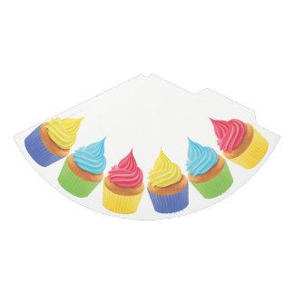 Het Pet van de Partij van Cupcake Feesthoedjes