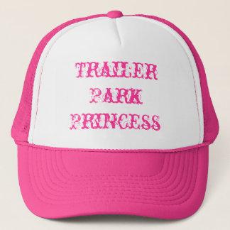 Het pet van de Prinses van TrailerPark