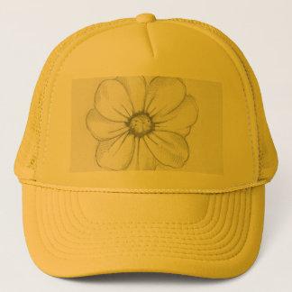 Het Pet van de Schets van de bloem