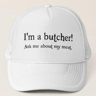 Het Pet van de slager