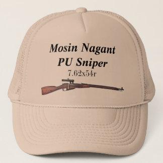 Het Pet van de Sluipschutter van Nagant Pu van