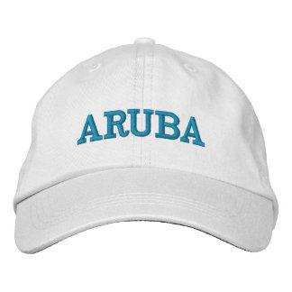 Het Pet van de Sporten van Aruba Geborduurde Pet