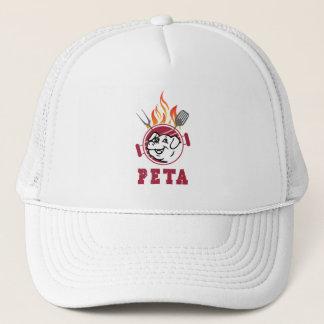 Het Pet van de Steun PETA