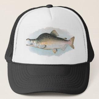 Het Pet van de Visserij van de Zalm van de