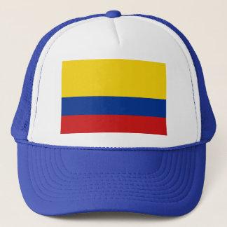 Het Pet van de Vlag van Colombia