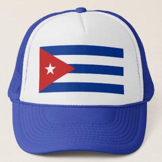 Het Pet van de Vlag van Cuba