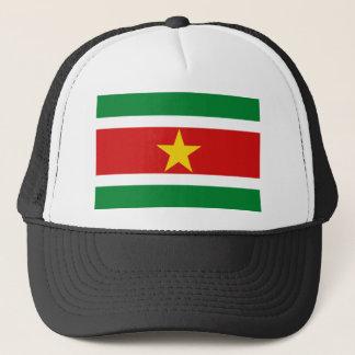 Het Pet van de Vlag van de Suriname