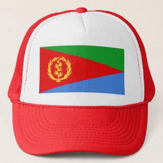 Het Pet van de Vlag van Eritrea