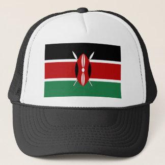 Het Pet van de Vlag van Kenia