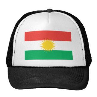 Het Pet van de Vlag van Koerdistan