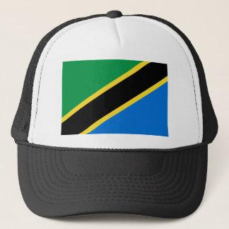 Het Pet van de Vlag van Tanzania