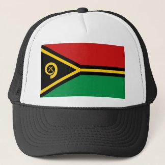 Het Pet van de Vlag van Vanuatu