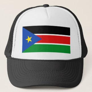 Het Pet van de Vlag van Zuid-Soedan