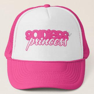 Het Pet van de Vrachtwagenchauffeur van de prinses