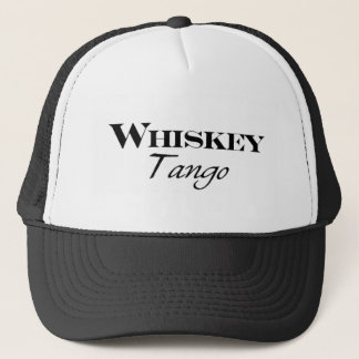 Het Pet van de Vrachtwagenchauffeur van de Tango