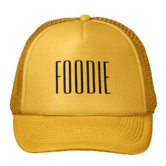 Het Pet van de Vrachtwagenchauffeur van Foodie