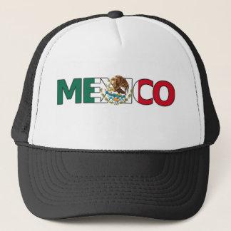 Het Pet van de Vrachtwagenchauffeur van Mexico