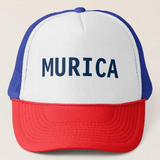 Het Pet van de Vrachtwagenchauffeur van Murica