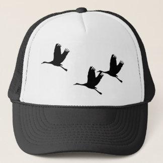Het Pet van de Vrachtwagenchauffeur van Vogels BOF