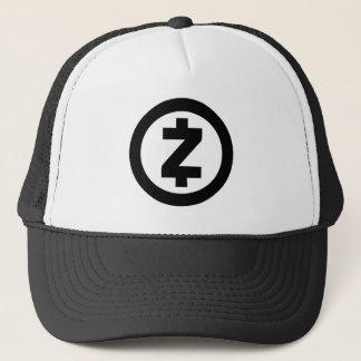 Het Pet van de Vrachtwagenchauffeur van ZCash ZEC
