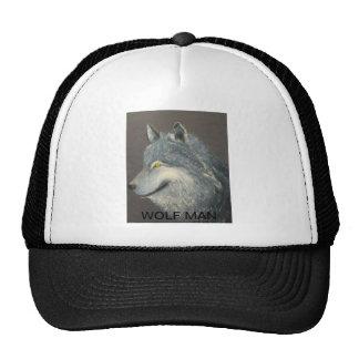 Het pet van de wolf