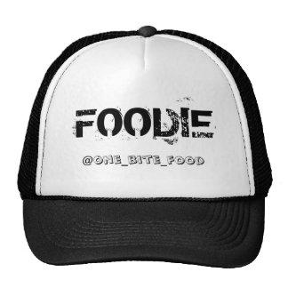Het pet van Foodie