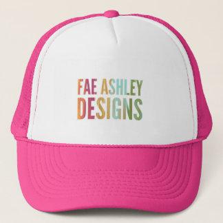 Het Pet van het Design van Ashley van Fae