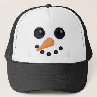 Het Pet van het Gezicht van de sneeuwman