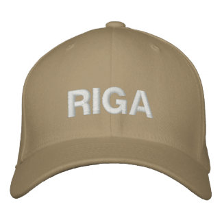 Het Pet van het Honkbal van Riga Pet 0