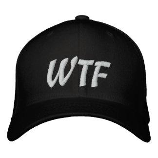 Het pet van het Honkbal WTF 1337