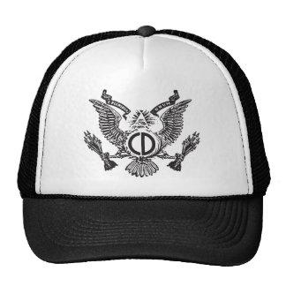 Het Pet van het Logo van de Burgerbescherming