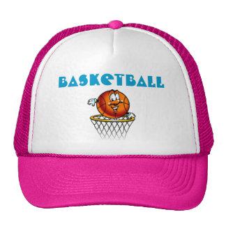 het pet van het meisjesbasketbal